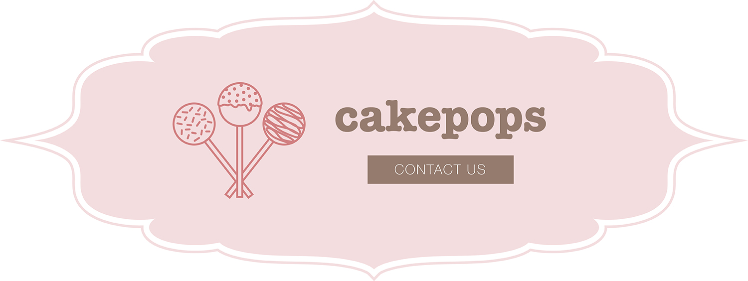 Customize your Cakepops